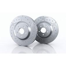 Передние тормозные диски для Lexus NX